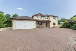 Detached House For Sale CRICK - 6 ACRES Crick Monmouthshire NP26