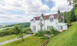 Detached House For Sale LLANISHEN - 3.76 ACRES  Monmouthshire NP16