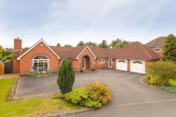 Detached Bungalow For Sale Bangor-on-dee  Wrexham LL13