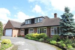 Detached Bungalow For Sale Rowton Chester Cheshire CH3