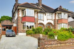 Semi Detached House For Sale Beech Drive Muswell Hill Greater London N2