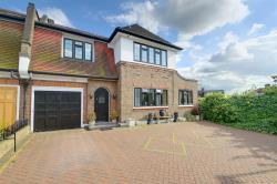 Semi Detached House For Sale Minchenden Crescent  Greater London N14