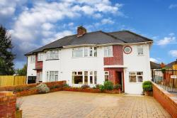 Semi Detached House For Sale Hampden Way Southgate Greater London N14