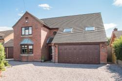 Detached House For Sale Newbold Road Barlestone Leicestershire CV13