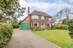 Detached House For Sale Brizlincote Lane  Staffordshire DE15