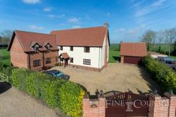 Detached House For Sale North Lopham Diss Norfolk IP22