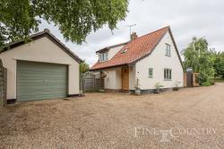 Detached House For Sale Rickinghall Diss Norfolk IP22