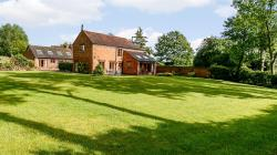 Detached House For Sale Stoke Prior Bromsgrove Worcestershire B60