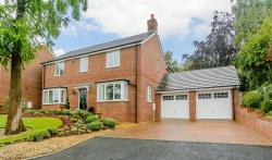 Detached House For Sale 9 Treetops Drive Malvern Worcestershire WR14