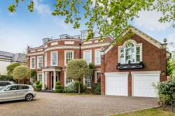 Detached House For Sale Cobham Esher Weybridge Oxshott Surrey KT22