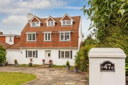 Detached House For Sale Epsom Downs Epsom Surrey KT17