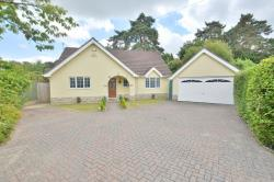 Detached Bungalow For Sale Ashley Heath Ringwood Hampshire BH24