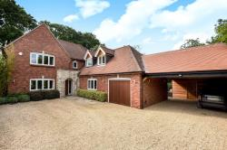 Detached House For Sale Award Road Stapehill Dorset BH21