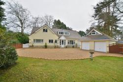 Detached House For Sale Golf Links Road Ferndown Dorset BH22