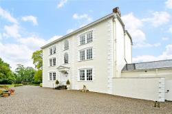 Detached House For Sale STROAT - 7.5 ACRES Chepstow Monmouthshire NP16