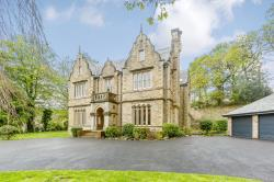 Detached House For Sale Holmfirth Huddersfield West Yorkshire HD9