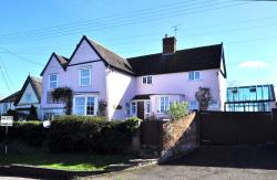 Detached House For Sale Earl Stonham Stowmarket Suffolk IP14