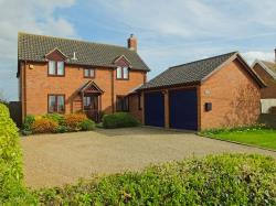 Detached House For Sale Ashbocking Ipswich Suffolk IP6
