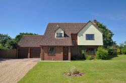 Detached House For Sale Hintlesham Ipswich Suffolk IP8