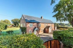 Detached House For Sale Over Tabley Knutsford Cheshire WA16
