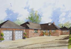 Detached House For Sale  Cranage Cheshire CW4