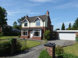 Detached House For Sale Goostrey Crewe Cheshire CW4