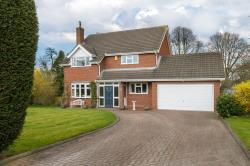 Detached House For Sale Dingle Lane Sandbach Cheshire CW11