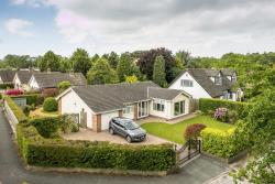 Detached Bungalow For Sale Wood Lane Goostrey Cheshire CW4