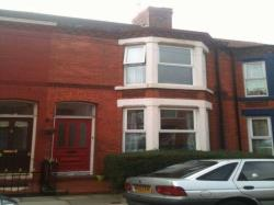 Terraced House To Let Aigburth Liverpool Merseyside L17