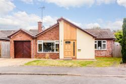 Detached Bungalow For Sale St. Marys Close  Warwickshire CV47