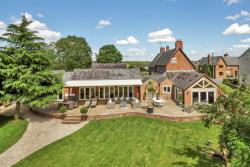Detached House For Sale Thornton Markfield Leicestershire LE67