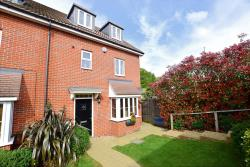 Semi Detached House For Sale Crown Close Brook Road Buckhurst HIll  Essex IG9