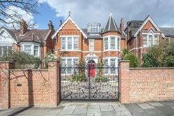 Terraced House For Sale Park Hill Ealing Greater London W5