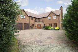 Detached House For Sale Shenley Brook End Milton Keynes Buckinghamshire MK5