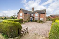 Detached House For Sale Crewe Green Crewe Cheshire CW1