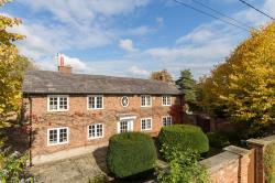 Detached House For Sale Wettenhall Nantwich Cheshire CW7