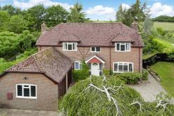 Detached House For Sale Winterbourne Newbury Hampshire RG20
