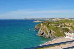Flat For Sale Narrowcliff Newquay Cornwall TR7