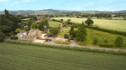 Detached House For Sale Leintwardine Craven Arms Shropshire SY7