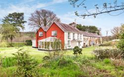Detached House For Sale  Llangadog Carmarthenshire SA19