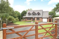 Detached House For Sale Three Cocks Brecon Powys LD3