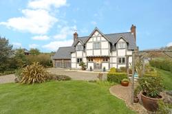Detached House For Sale  Kington Herefordshire HR5