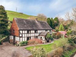 Detached House For Sale Berriew Welshpool Powys SY21