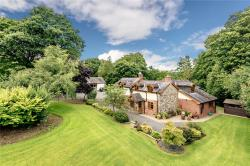 Detached House For Sale  Caersws Powys SY17