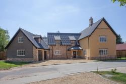 Detached House For Sale Saham Toney Thetford Norfolk IP25