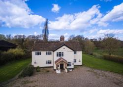 Detached House For Sale Tharston Norwich Norfolk NR15