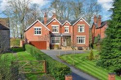 Detached House For Sale Linby Lane Linby Nottinghamshire NG15
