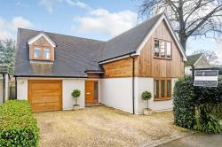 Detached House For Sale Oxfordshire WOODSTOCK Oxfordshire OX20