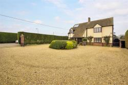 Detached House For Sale Wyboston Bedford Bedfordshire MK44
