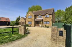 Detached House For Sale Ramsey St Mary's Huntingdon Cambridgeshire PE26